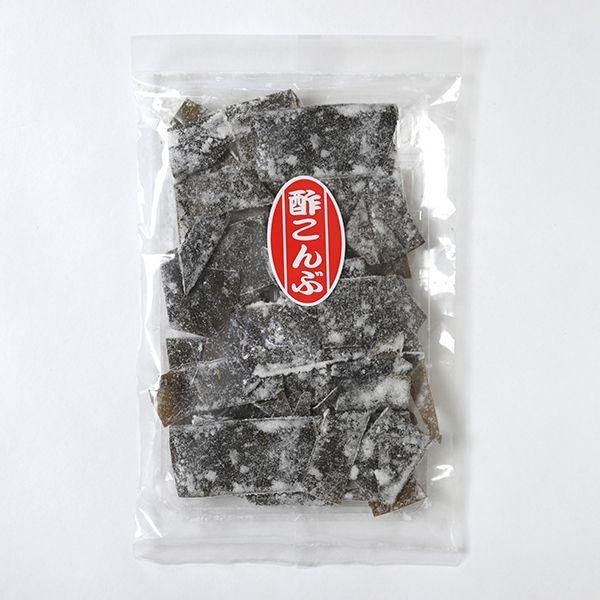 画像1: 酢こんぶ 80g (1)